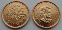 Канада. 1 цент. 2006. UNC