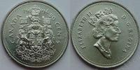 Канада. 50 центов. 1994. UNC