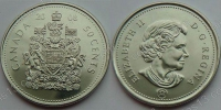 Канада. 50 центов. 2008. UNC