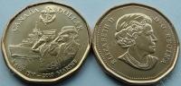 Канада. 1 доллар. 2010. 100 лет  флоту. UNC