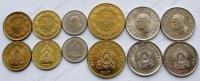 Гондурас. Набор. 6 монет. UNC