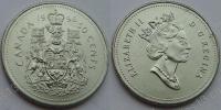 Канада. 50 центов. 1996. UNC