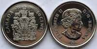 Канада. 50 центов. 2016. UNC