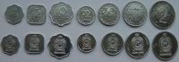 Шри-Ланка. Набор. 6 монет. UNC