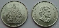 Канада. 50 центов. 2005. UNC