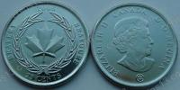 Канада. 25 центов. 2006. Медаль за храбрость. UNC