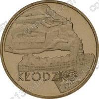 Польша. 2007. 2 злотых. #150. Клодзко [исторические города Польши]