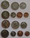 Соломоновы Острова. Набор. 7 монет. UNC
