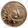 Польша. 2007. 2 злотых. #137. 5 злотых 1928 года (Ника) [история злотого]