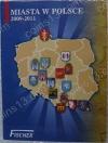 """Альбом для польских монет серии """"Города Польши""""(2009-2011) (15 ячеек) (Fischer)"""