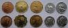 Танзания. Набор. 5 монет. Животные. UNC