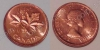 Канада. 1 цент. 1963