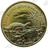 Польша. 2002. 2 злотых. #048. Европейская болотная черепаха, Emys orbicularis [животный мир]