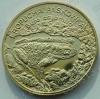 Польша. 1998. 2 злотых. #017. Камышовая жаба. Bufo calamita [животный мир]