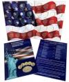 """Альбом для монет США 1 доллар серии """"Президенты США"""""""