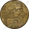 Польша. 1998. 2 злотых. #018. 100-летие открытия полония и радия [даты]