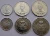 Гаити. Набор. 4 монеты. UNC
