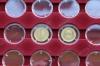 Планшет PO40 с 40 капсулами под монеты ГВС (диаметр капсул 22 мм, внеш. диам. 31 мм)
