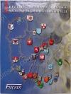 """Альбом для польских монет серии """"Исторические города Польши"""" (2005-2008) (32 ячейки) (Fischer)"""