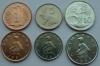 Зимбабве. Набор. 3 монеты. Животные. UNC