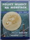 """Альбом для польских монет серии """"Польские короли"""" (24 ячейки)"""