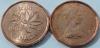 Канада. 1 цент. 1982