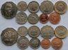 Ямайка. Набор. 9 монет. Национальные герои. UNC