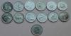 Сомалиленд. 2006. Набор. 12 монет. Знаки зодиака. UNC