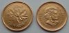 Канада. 1 цент. 2004. UNC