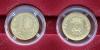 Капсулы для монет. Диаметр 22 мм (внеш.диматр 31 мм) [ГВС, подходят в планшеты с 40 ячейками]