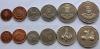 Тонга. Набор. 6 монет. FAO. Флора. UNC