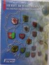 """Альбом для польских монет серии """"Воеводства"""" (16 ячеек) (Fischer)"""