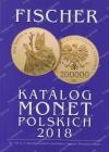 Польша. Каталог польский монет Fischer 2018