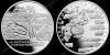 Польша. 2008. 20 злотых. 65-я годовщина восстания в Варшавском гетто (2-я мировая война) [история]. Серебро 925. 28,28 г. Proof. В капсуле