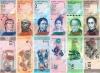 Венесуэла. Набор. 6 банкнот. Животные. UNC / пресс
